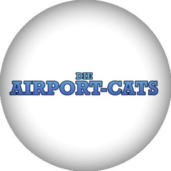 Logo von Sven Kläschens Die Airport-Cats, Hörspielserie