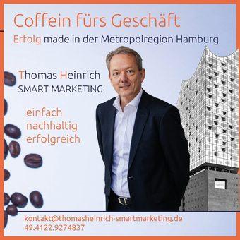 Thomas Heinrich - erfolgreich bei BASF / BLANCO / ROSENTHAL / MONTBLANC / MONTEGRAPPA / QWAPP DISTRICT / HHL HAMBURG LEASING