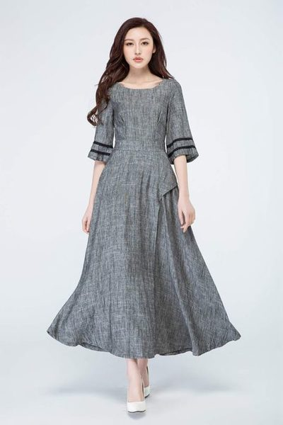 d1ad50928bed Elegantné šaty pre moletky - dunea