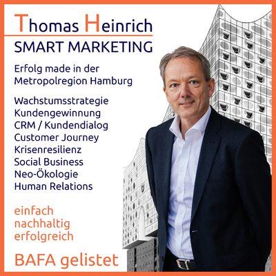 Thomas Heinrich SMART MARKETING - Erfolgsberater aus der Metropolregion Hamburg