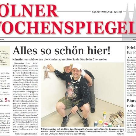 Quelle: Kölner Wochenspiegel 25.03.2009 - mit freundlicher Genehmigung