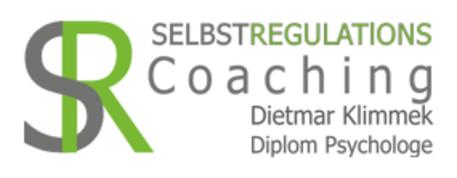 SR Selbstregulations Coaching - Dietmar Klimmek (Diplom Psychologe)