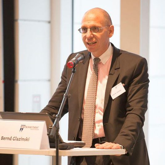 Prof. Dr. Bernd Glazinski