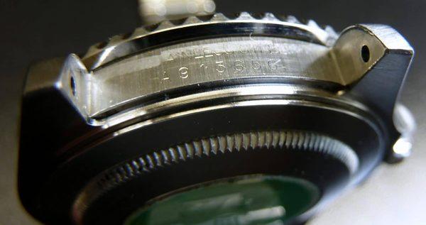 Rolex Seriennummer