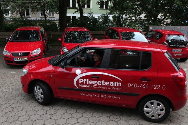 Mobile Tagespflege Hamel in Heimfeld und Nenndorf