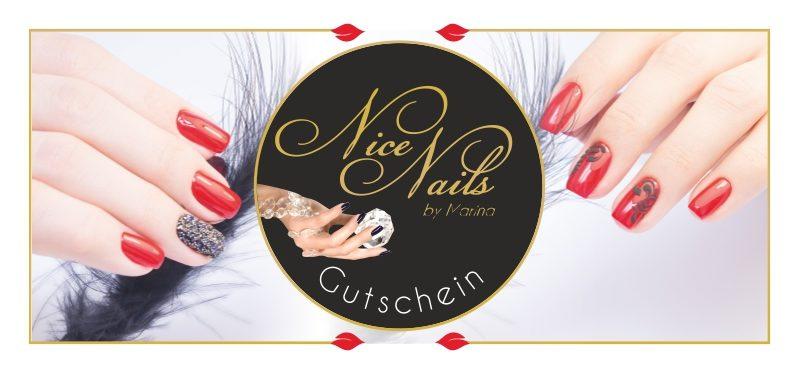 Nice Nails-Gutschein