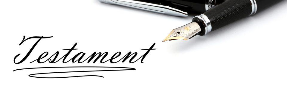 Erbrecht-Testament